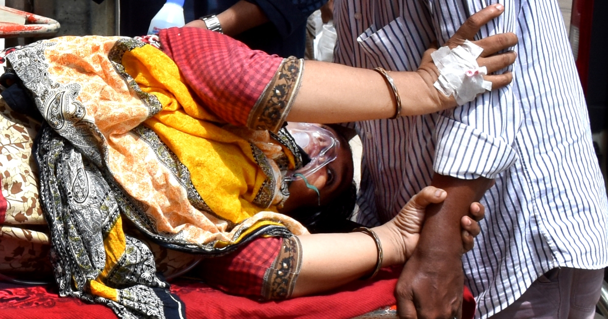 Bangladesh logs single-day records for COVID cases, deaths thumbnail