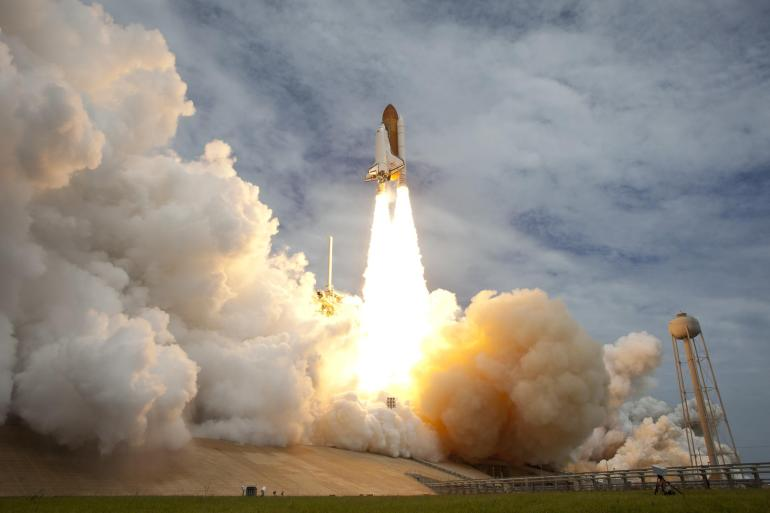 - 616A2E37 7EFC 4254 A392 651D40406B6E - How NASA's shuttle programme paved the way for a new era in space   Space News
