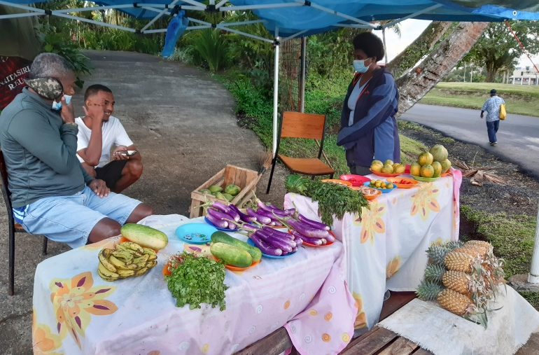 , 'I never thought I would see these kinds of scenes in Fiji',
