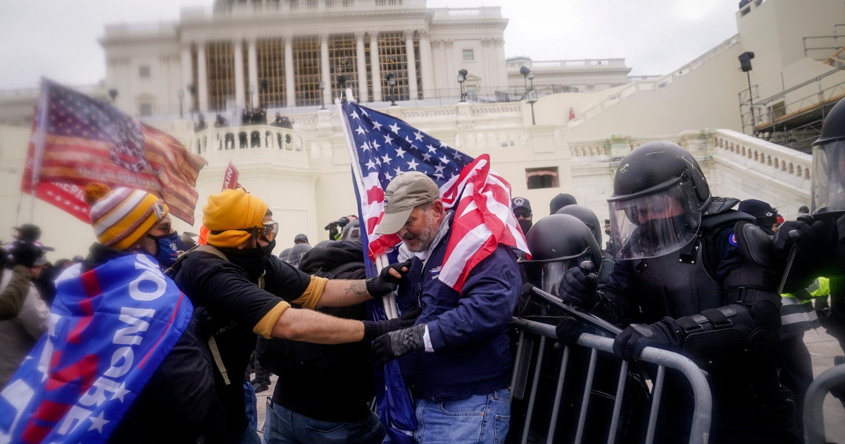 US Capitol riot: Newly launched House panel to hold first hearing