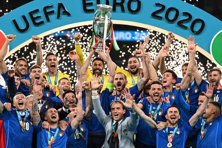 Euro 2020: Italy crowned European champions, again | Euro2020 News | Al  Jazeera