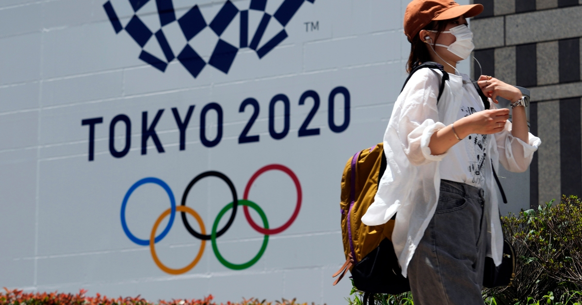 WHO chief backs Tokyo Olympics days before opening ceremony thumbnail