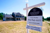 US home prices registered the fastest growth in 17 years in May as a surge in demand for housing outstripped the supply [File: Charles Krupa/AP]
