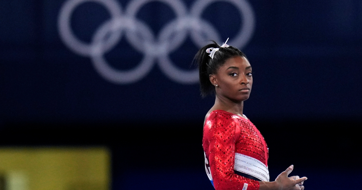 Simone Biles withdraws from more Olympics event finals thumbnail