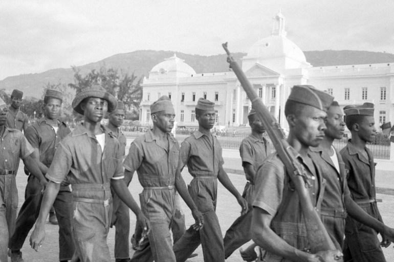 AP6305170117 Haiti's turbulent political history – a timeline   Politics News