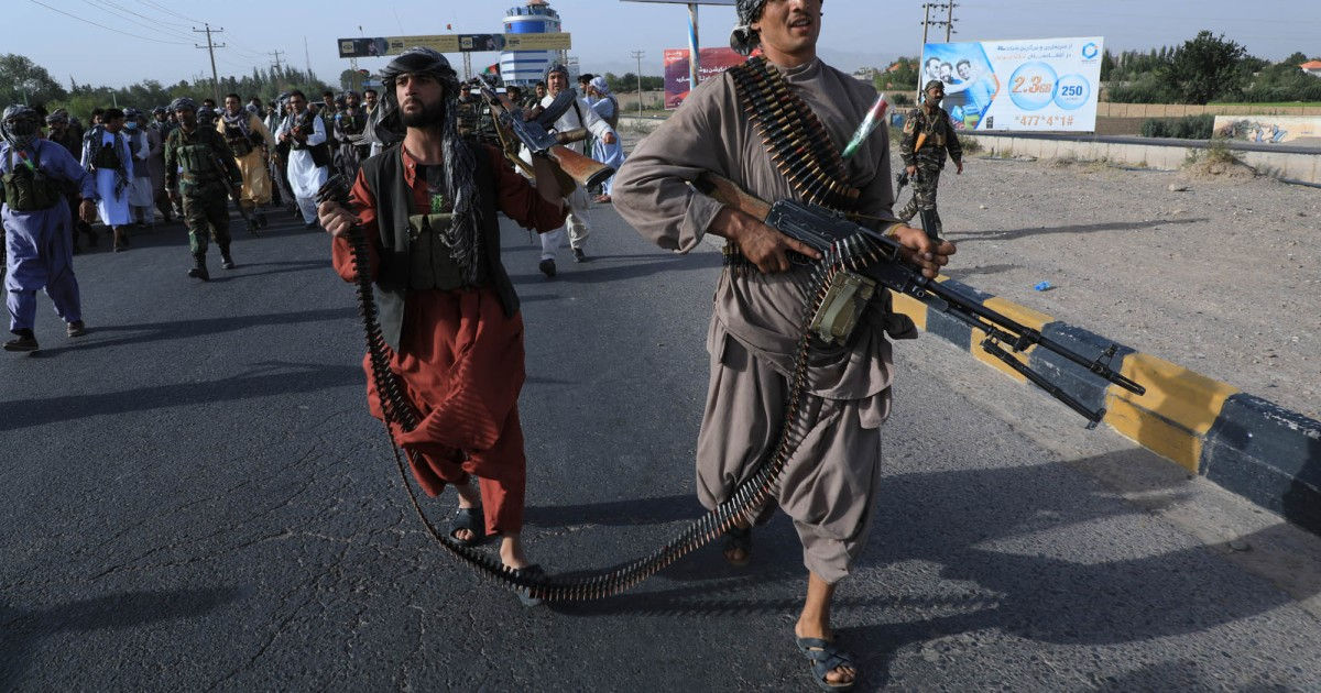 Afghanistan's Herat under pressure amid ongoing Taliban assault