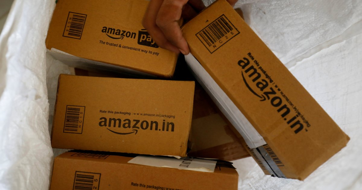 Photo of As the pandemic wanes, Amazon's sales will slow down | Business and Economic News
