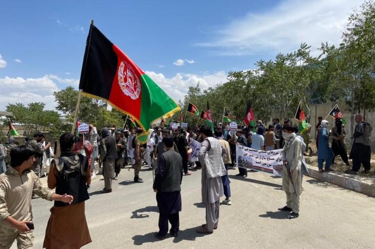 Afghanistan, Taliban, Ghorband Valley, Zahir Salangi,Abdul Quayom Rahimi, Logar province,capital Kabul, Harbouchanews