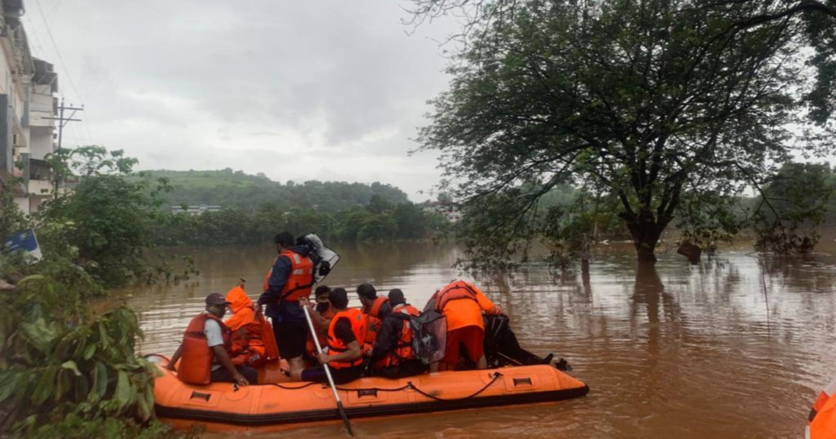 Photo of As the search for missing persons continues, Indian monsoon death toll rises India News