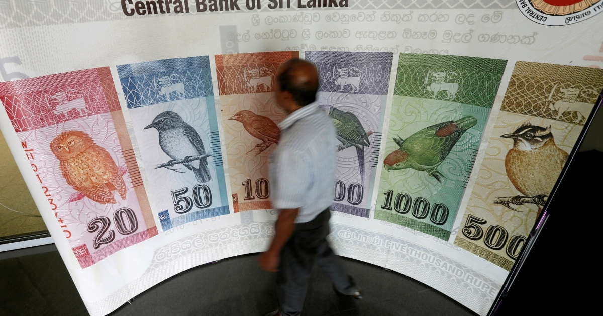 It's not just the pandemic: Why Sri Lanka's economy is in crisis