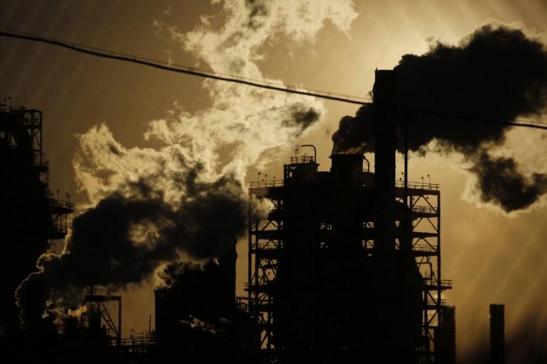 Organisasi Negara Pengekspor Minyak dan sekutunya, yang dikenal sebagai OPEC, telah mengembalikan beberapa produksi yang dihentikan pada puncak pandemi, tetapi mereka berjuang untuk menyepakati jalan ke depan File Luke Sharrett/Bloomberg