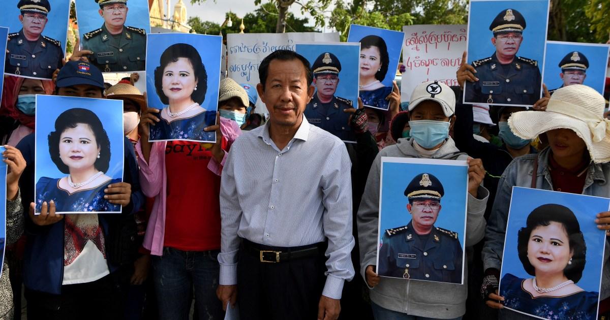 www.aljazeera.com: Cambodia union leader faces court verdict as crackdown continues