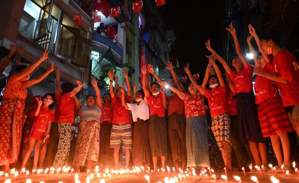 Myanmar diplomat alerts UN to alleged military 'massacre'