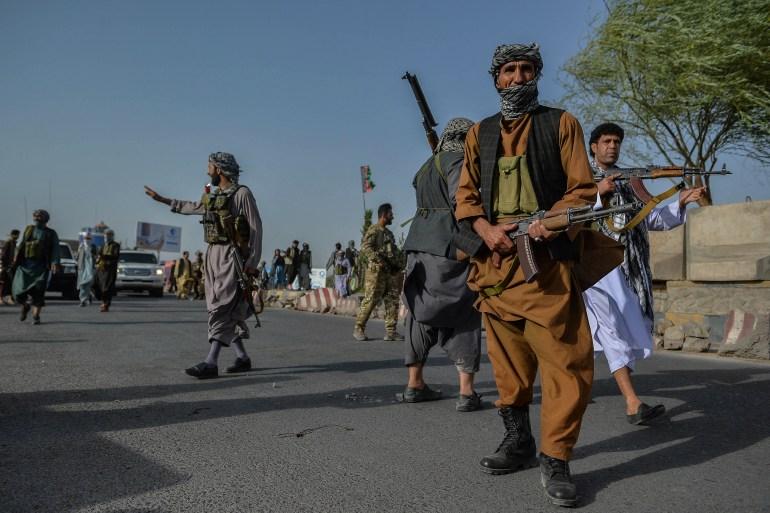 How do Afghanistan forces and Taliban compare? | Taliban News | Al Jazeera