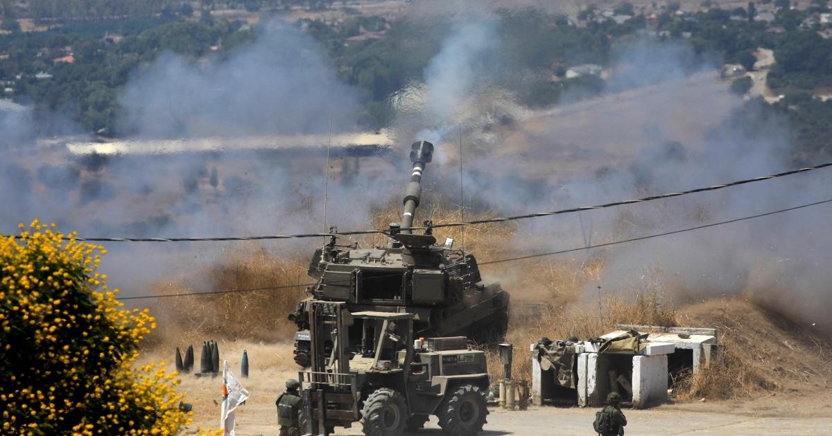 Israeli jets launch air raids on southern Lebanon