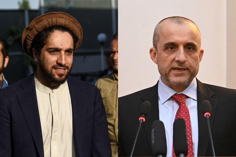 Saleh and Massoud: The Afghan leaders challenging the Taliban | Taliban  News | Al Jazeera
