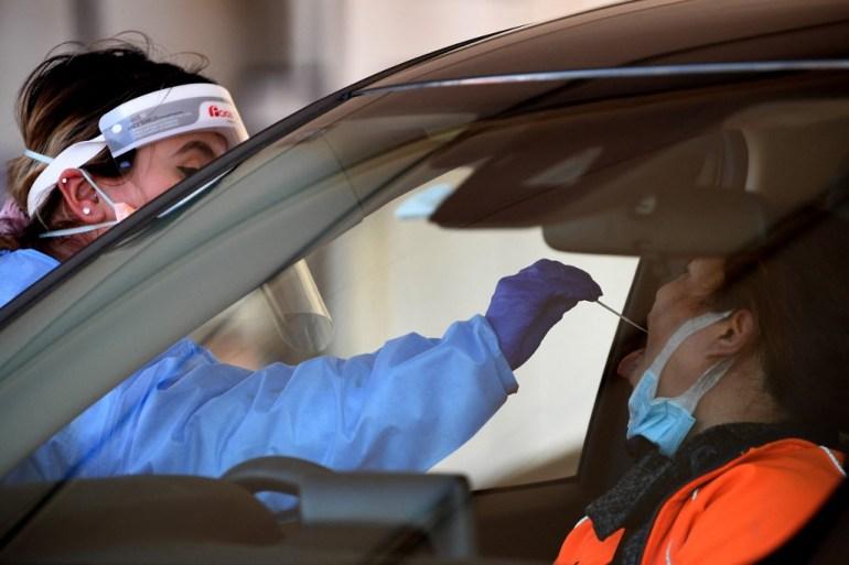 Australia S Covid Cases At Record High With Millions In Lockdown Coronavirus Pandemic News Al Jazeera