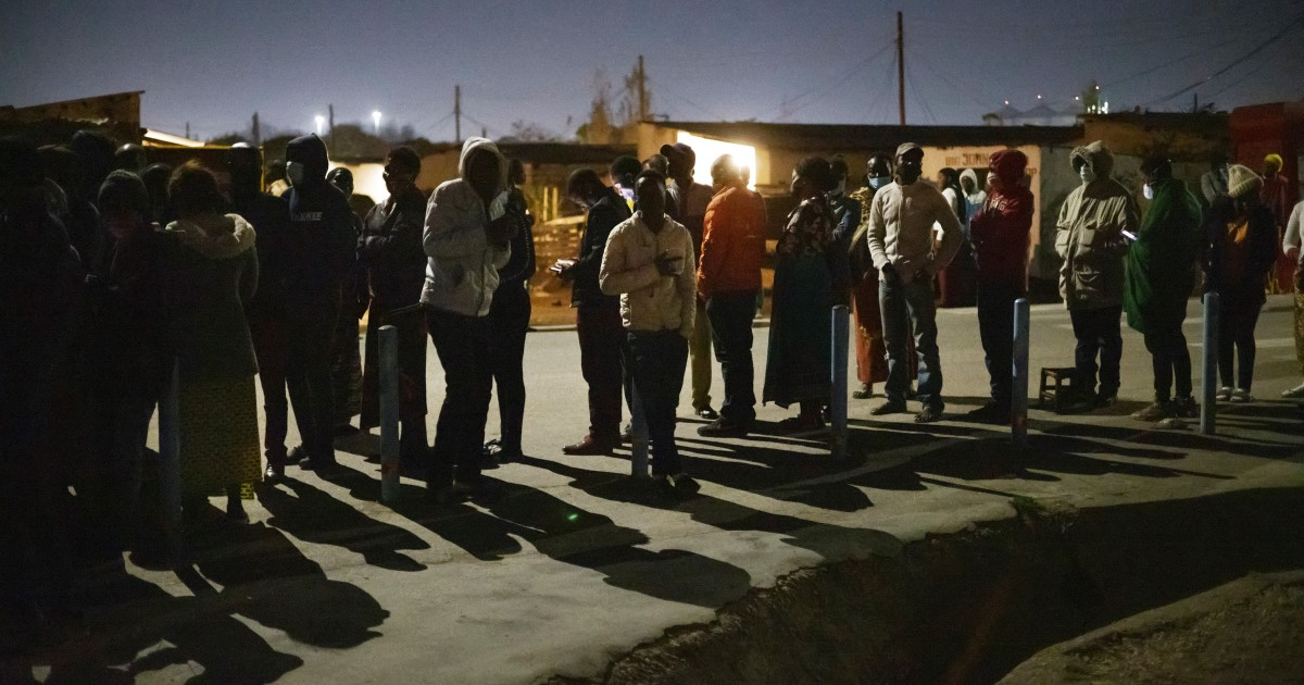 Zambia votes in tense presidential and parliamentary polls thumbnail