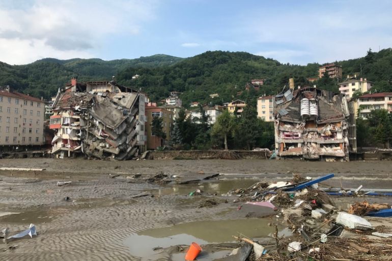 Death toll from severe floods in northern Turkey reaches 27   Climate Change News