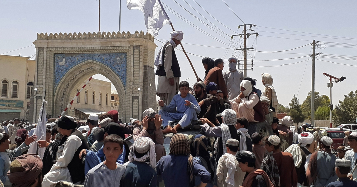 Afghanistan: Ketika agresi Taliban berlanjut, kami bergegas ke Kabul thumbnail