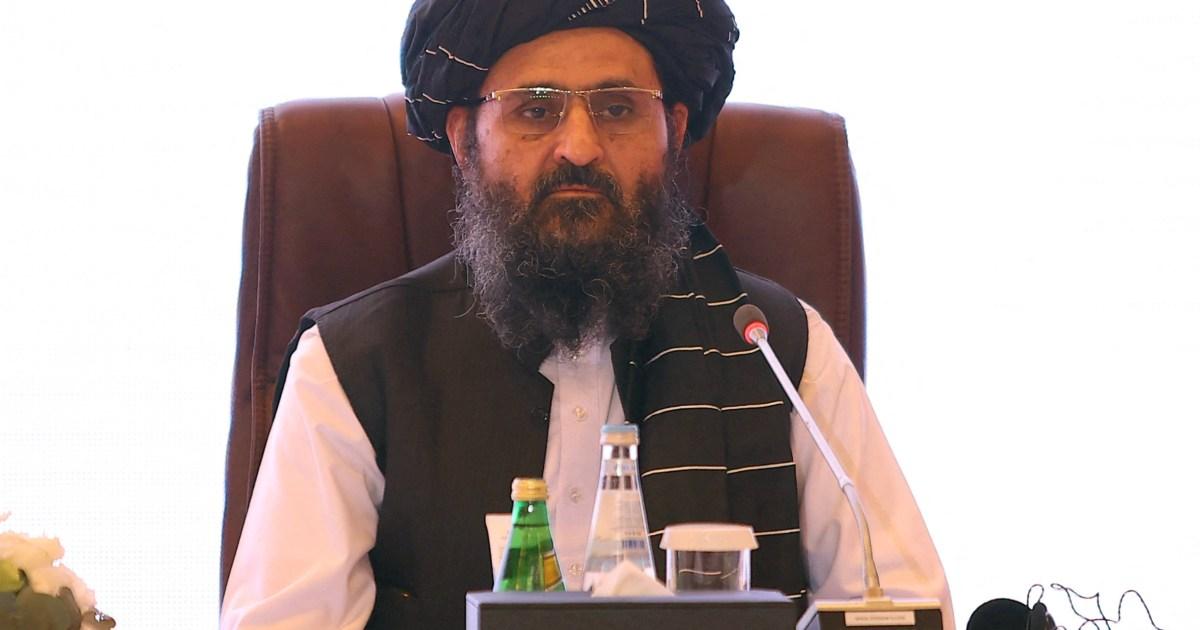 Taliban's Mullah Baradar denies rumours of his death