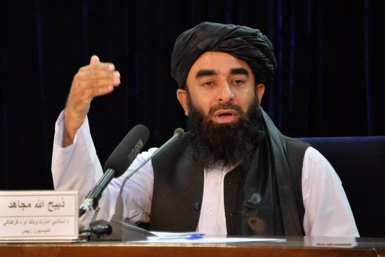 Taliban issues new warning against extending evacuation deadline | Taliban News | Al Jazeera