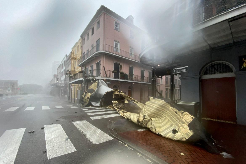Hurricane Ida pummels US state of Louisiana | US & Canada News | Al Jazeera