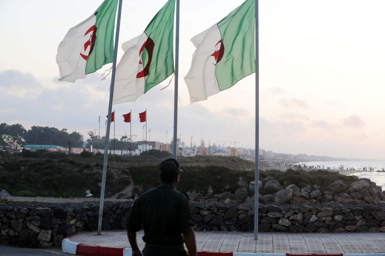 The Algerian presidency did not immediately give a reason for the move [File: Farouk Batiche/AFP]