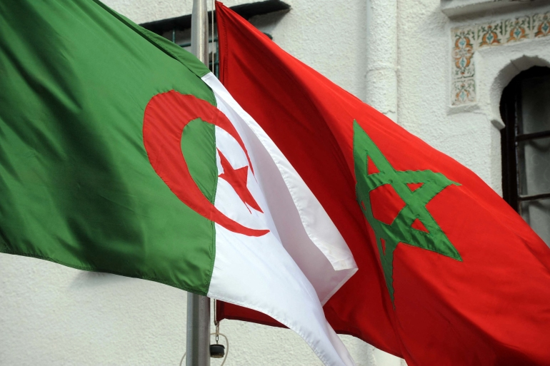 Algeria broke off diplomatic ties with Morocco on August 24 [File: Farouk Batiche/AFP]