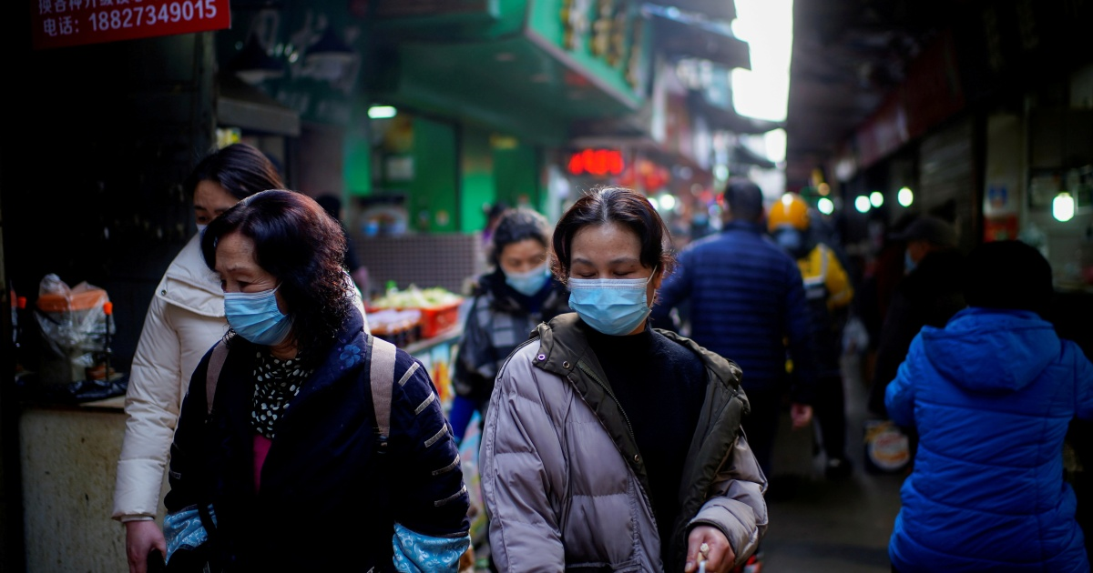 China's Wuhan to test 'all residents' as COVID-19 returns