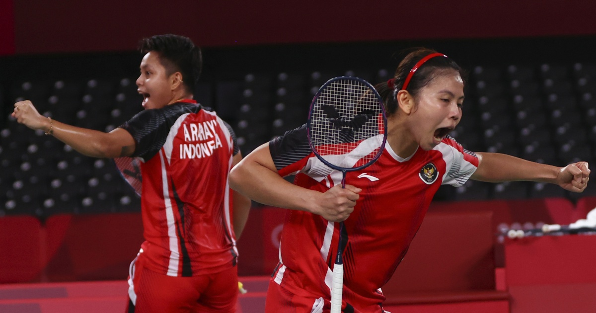 Distance no issue for badminton-mad Indonesian fans