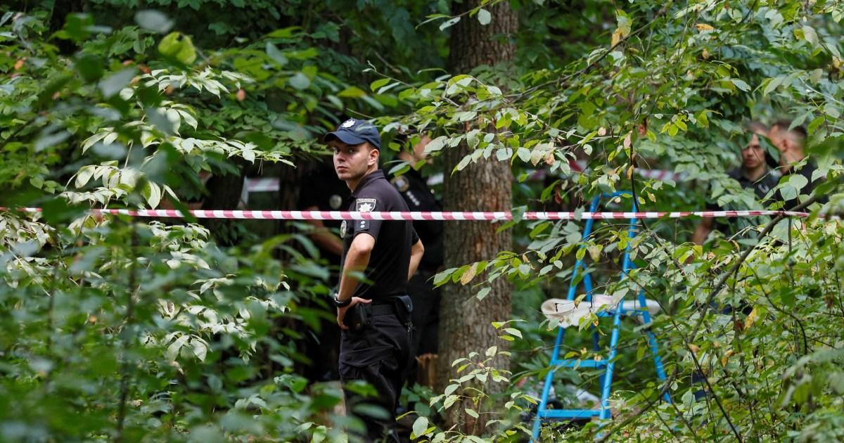 Missing Belarus activist Vitaly Shishov found hanged in Kyiv park