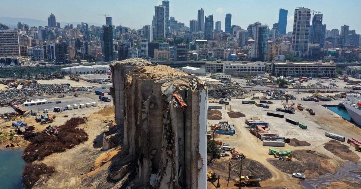 Lebanon: Man injured in Beirut port blast dies, over a year on