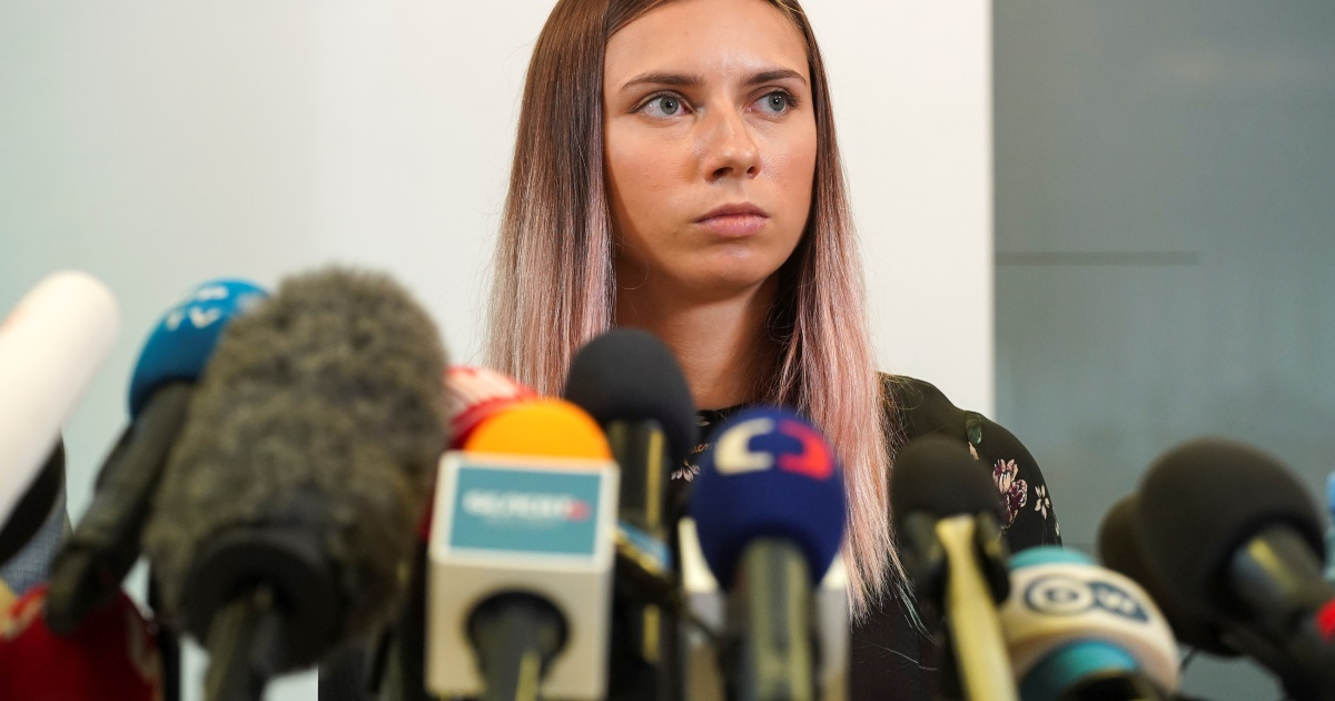 Belarus Olympian describes Tokyo ordeal after arriving in Poland   Olympics News
