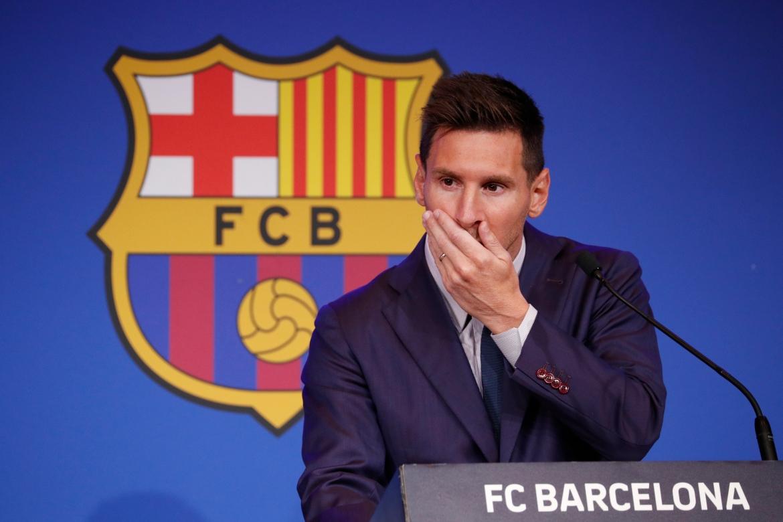 The life of Lionel Messi at Barcelona   Gallery News   Al Jazeera