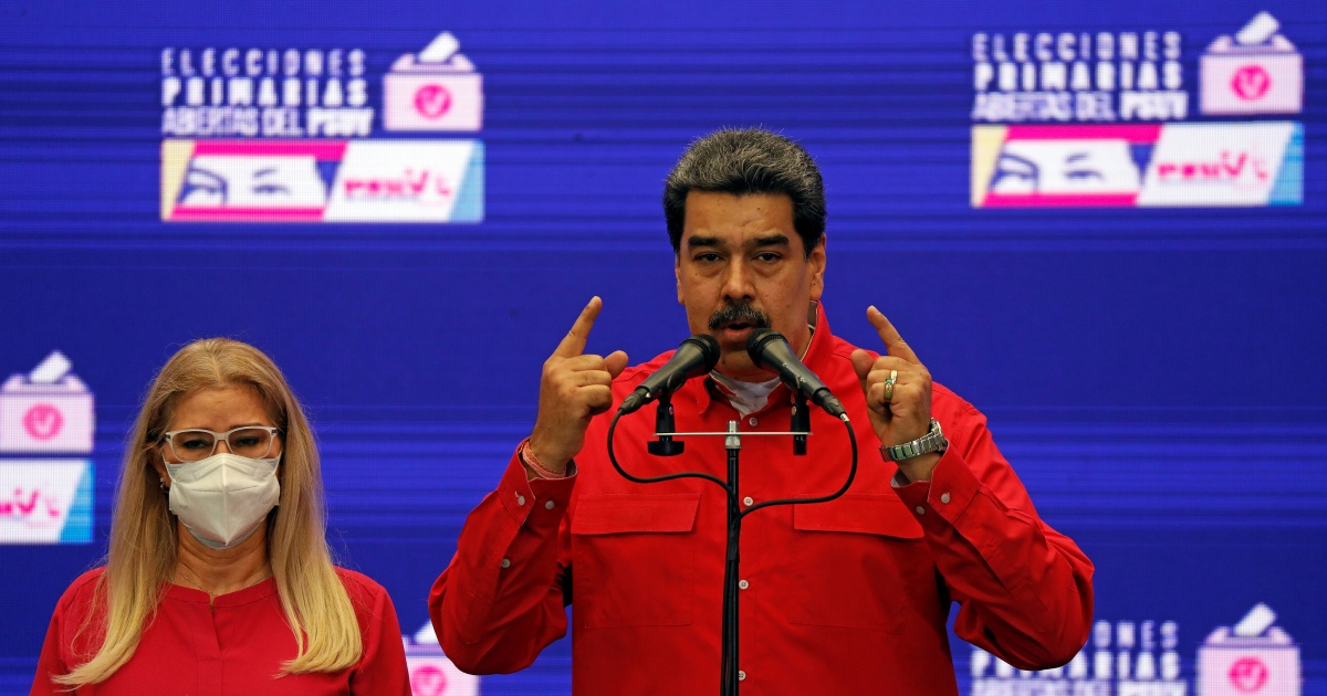 Venezuela government, opposition launch talks in Mexico