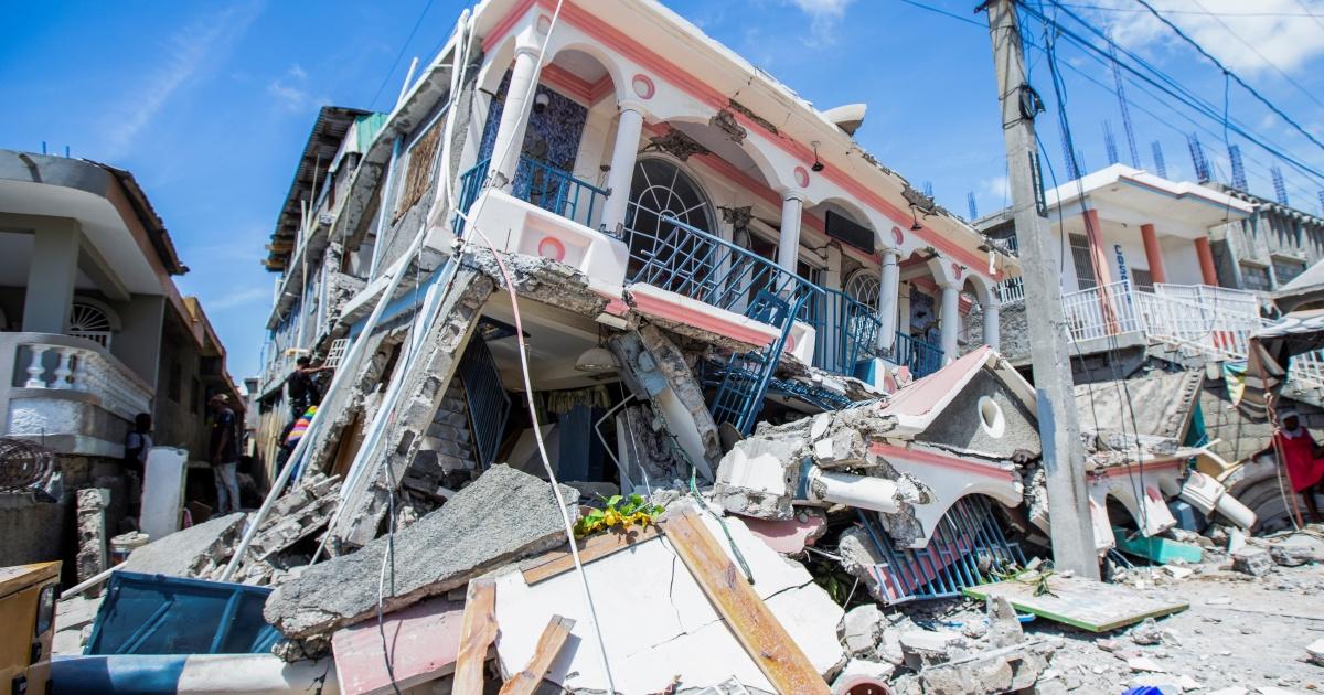 More than 300 dead after magnitude 7.2 earthquake strikes Haiti    Earthquakes News   Al Jazeera