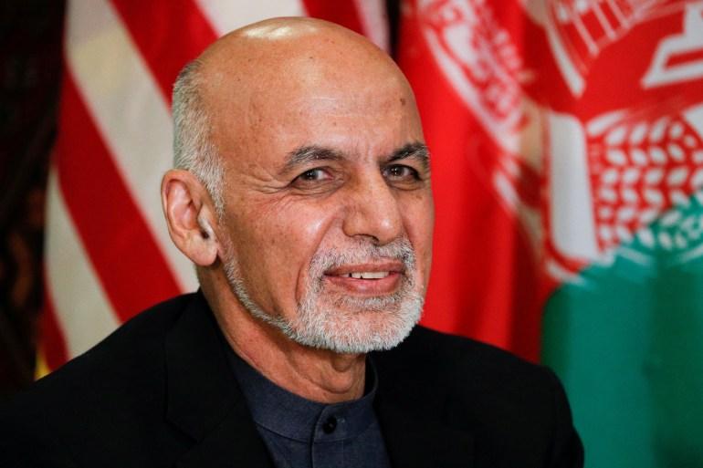 Ghani denies taking large sums of money as he fled Afghanistan   Ashraf  Ghani News   Al Jazeera