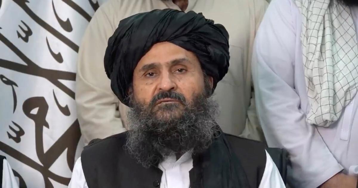 Taliban co-founder Mullah Baradar in Kabul for government talks   Taliban News   Al Jazeera