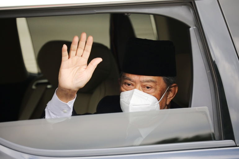 What's next after Muhyiddin's resignation as Malaysian prime minister?