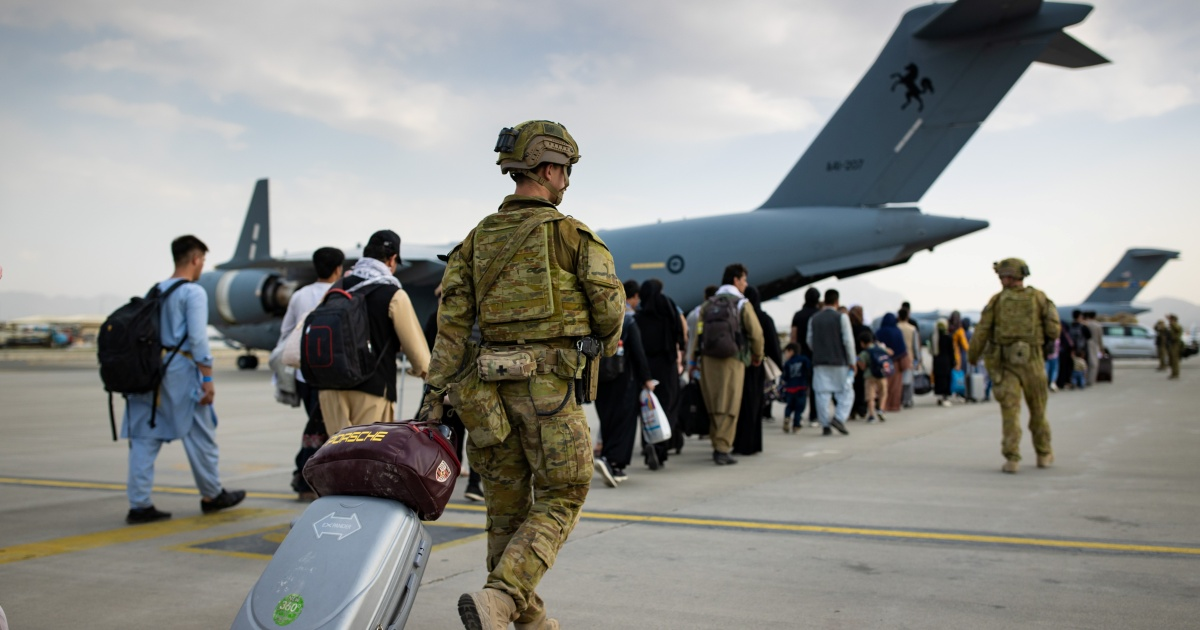 Afghan refugee in Australia pleads to return and rescue family