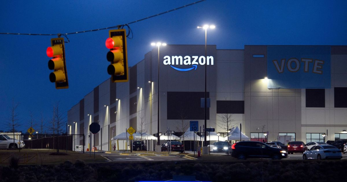 US labour official says Amazon union vote should be redone