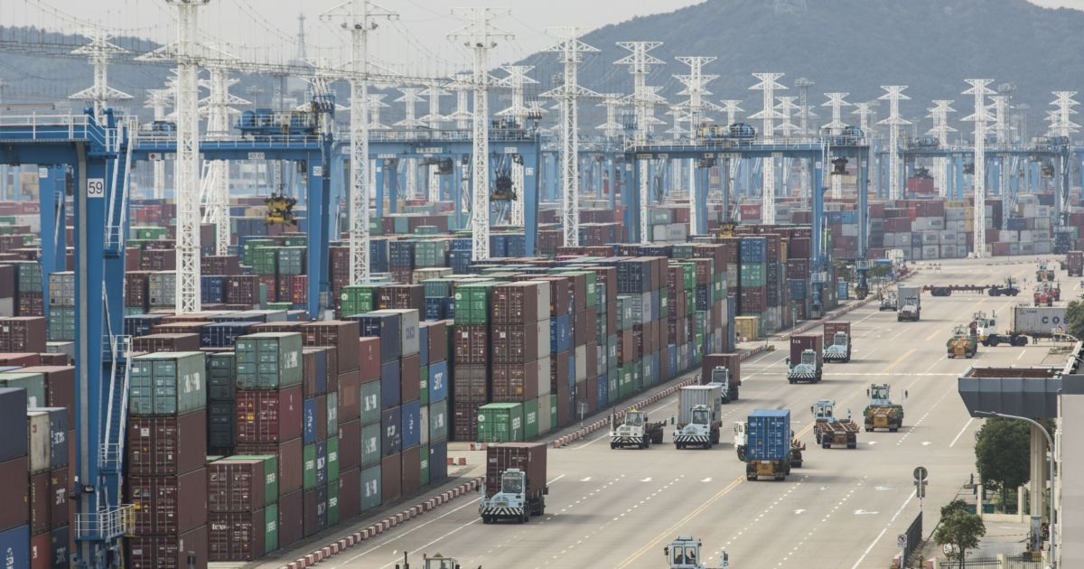 Is China's port closure a canary in a COVID mine?