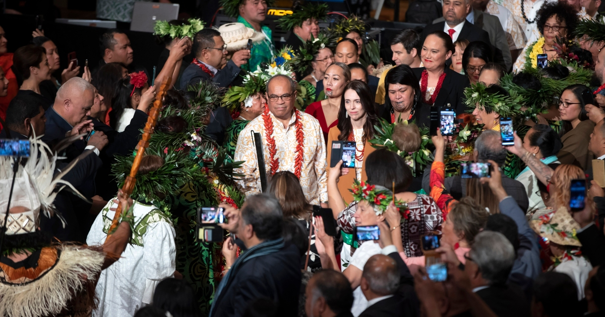 New Zealand apologizes for historic raids on Pacific people