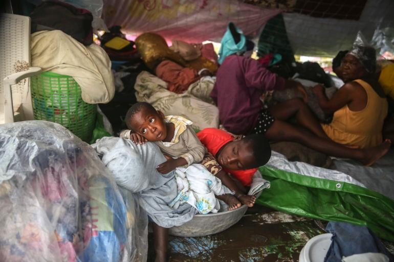 'We need help': Haiti earthquake survivors lack food, shelter AP21229491038322