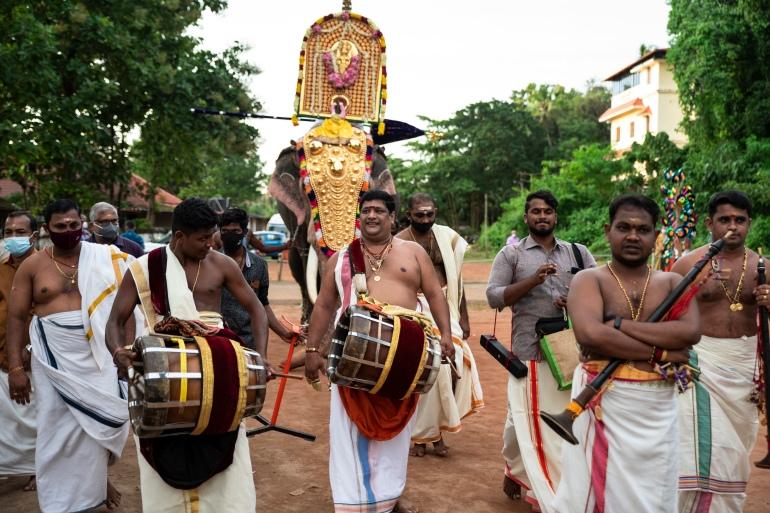 India Sees Surge in Coronavirus Cases After Celebrating Harvest Festival of Onam