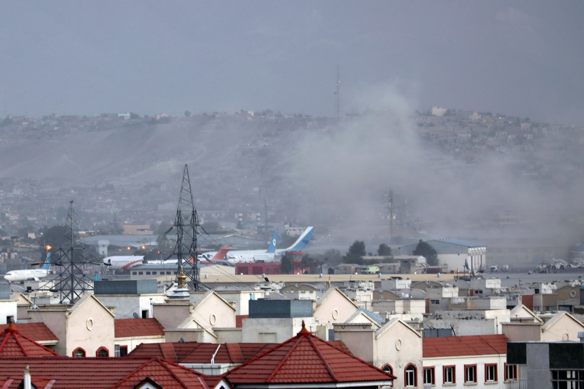 In Pictures: Deadly explosions outside Kabul airport | Asia News | Al Jazeera