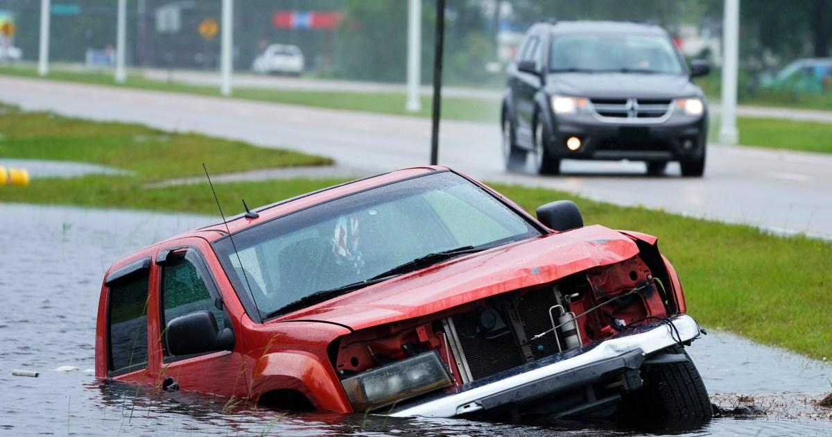 Hurricane Ida pummels US state of Louisiana   US & Canada Information