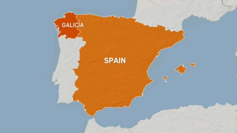 WEBMAP SPAIN GALICIA REFRESH