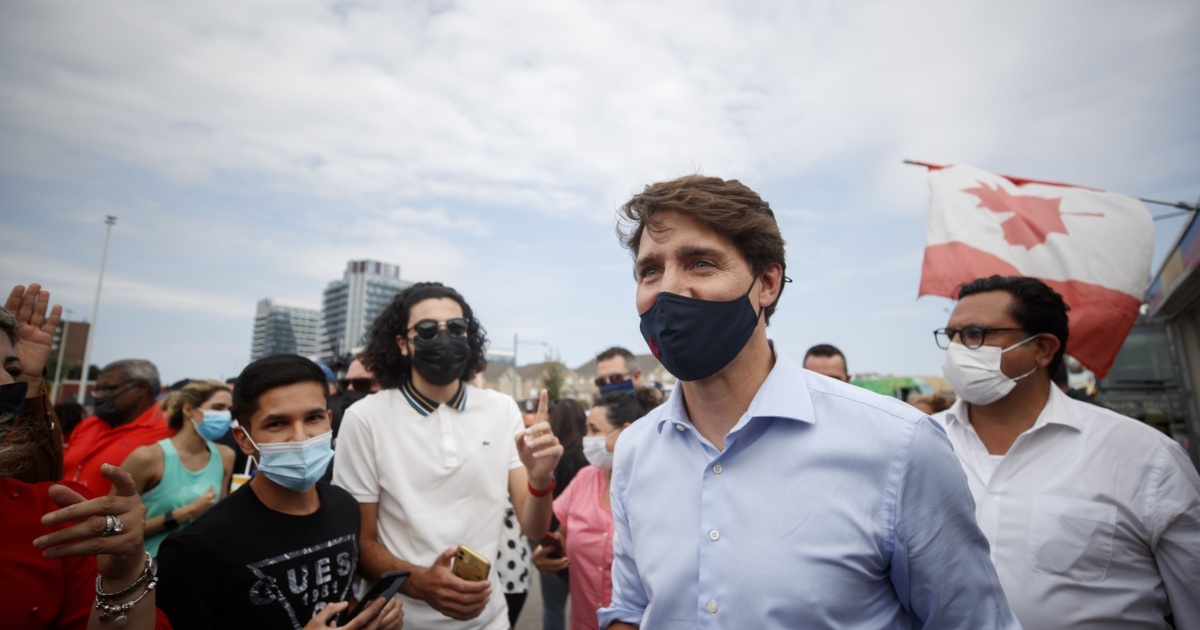 Canada election: Will declining consumer confidence hurt Trudeau?